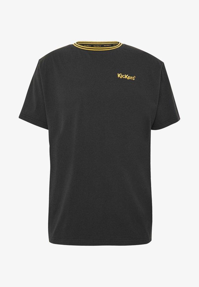 CLASSIC TEE - T-shirt - bas - black