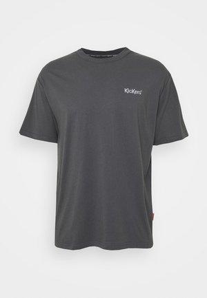 CLASSIC TEE - T-shirt imprimé - grey