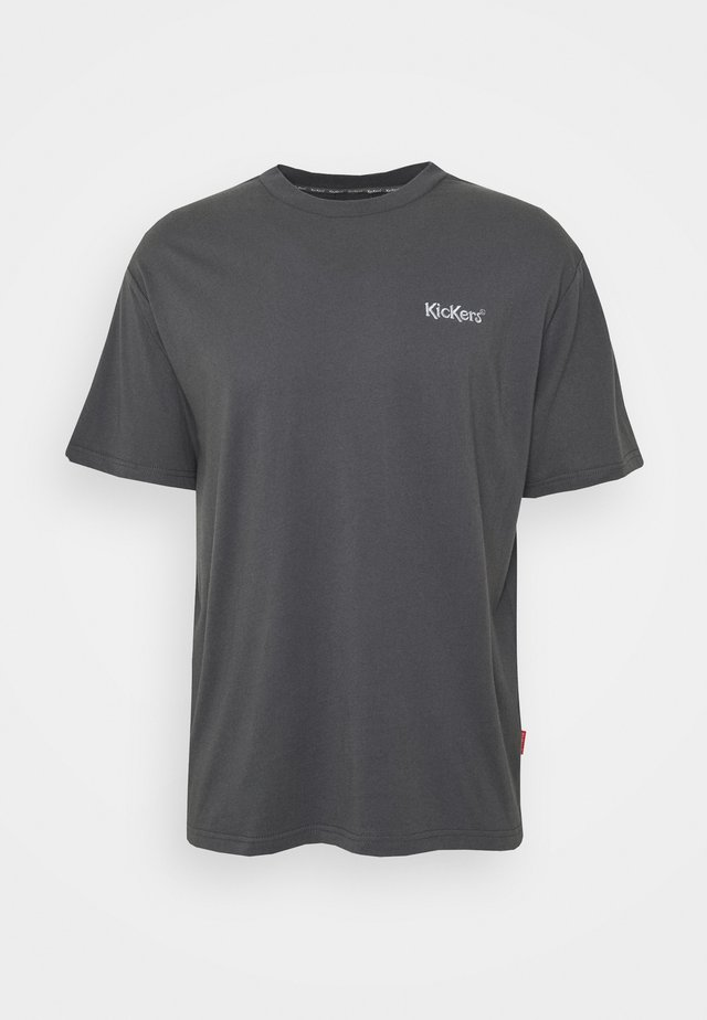 CLASSIC TEE - T-Shirt print - grey