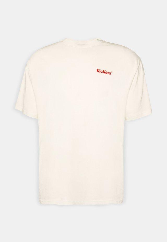 CLASSIC TEE - T-shirts print - ivory