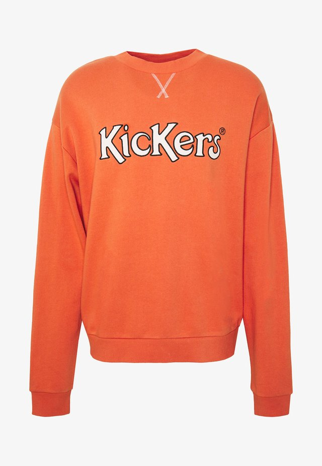 CLASSIC CREWNECK  - Mikina - orange