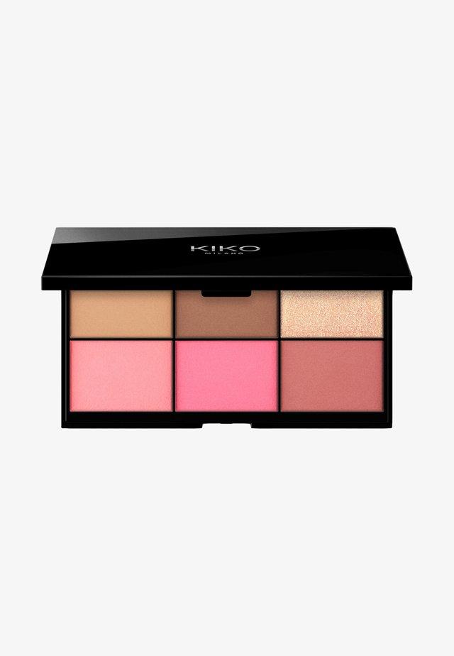 SMART ESSENTIAL FACE PALETTE - Makeuppalette - 02 medium to dark
