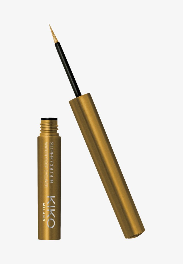 SUPER COLOUR EYELINER - Eyeliner - 101 gold