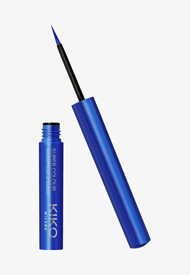 SUPER COLOUR EYELINER - Eyeliner - 107 blue majorelle