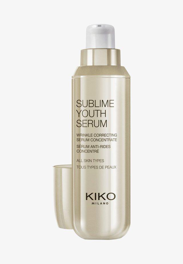 SUBLIME YOUTH SERUM - Serum - -