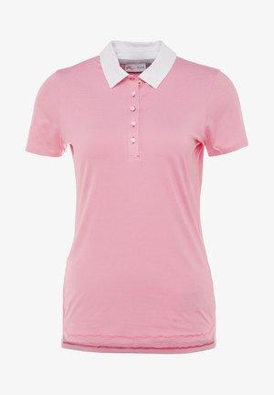 WOMEN SINA  - Sportshirt - rouge red/white
