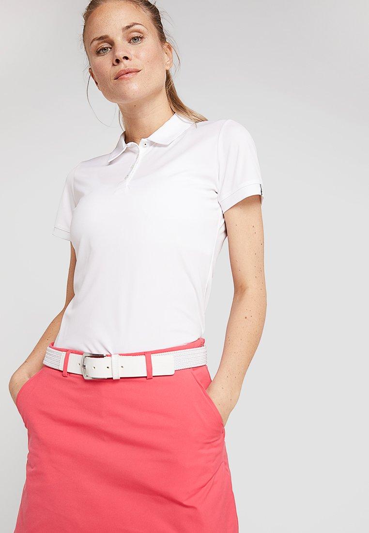 Kjus - WOMEN SORA  - Poloshirt - white