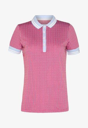 WOMEN ELLA STRUCTURE - Poloshirt - tango red