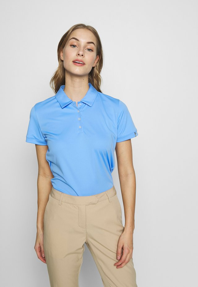 WOMEN SORA - Polo shirt - vista blue