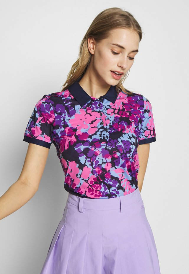 ENYA PRINTED - Poloshirt - pink