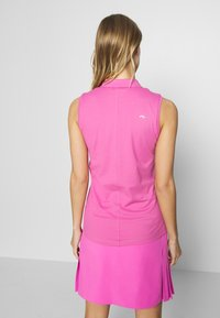 Kjus - WOMEN SANNA - Polo shirt - pink divine - 2
