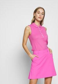 Kjus - WOMEN SANNA - Polo shirt - pink divine - 0