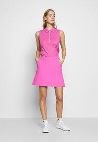 Kjus - WOMEN SANNA - Polo shirt - pink divine - 1