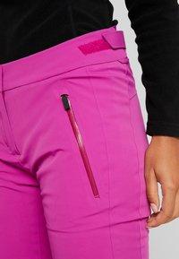Kjus - WOMEN FORMULA PANTS - Zimní kalhoty - fruity pink - 5