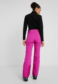Kjus - WOMEN FORMULA PANTS - Zimní kalhoty - fruity pink - 2