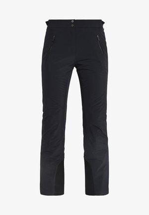 WOMEN FORMULA PANTS - Zimní kalhoty - black
