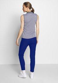 Kjus - WOMEN IKALA 7/8 TREGGINGS - Trousers - atlanta blue - 2