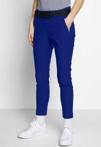 Kjus - WOMEN IKALA 7/8 TREGGINGS - Trousers - atlanta blue - 0