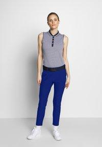 Kjus - WOMEN IKALA 7/8 TREGGINGS - Trousers - atlanta blue - 1
