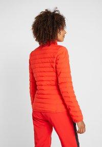 Kjus - WOMEN VIVANDA JACKET - Ski jacket - fiery red - 2