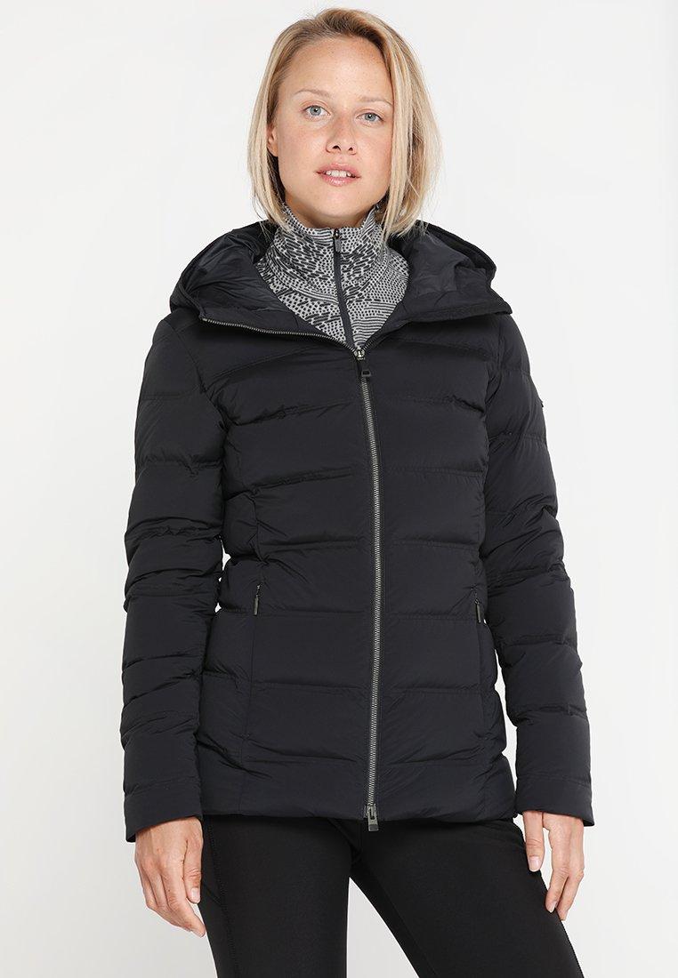 Kjus - WOMEN SERLETTA JACKET - Chaqueta de esquí - black