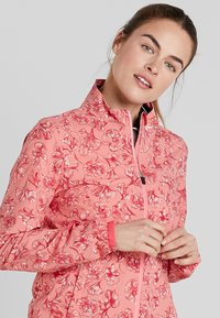 Kjus - WOMEN DEXTRA PRINTED - Training jacket - rosy blossom - 3