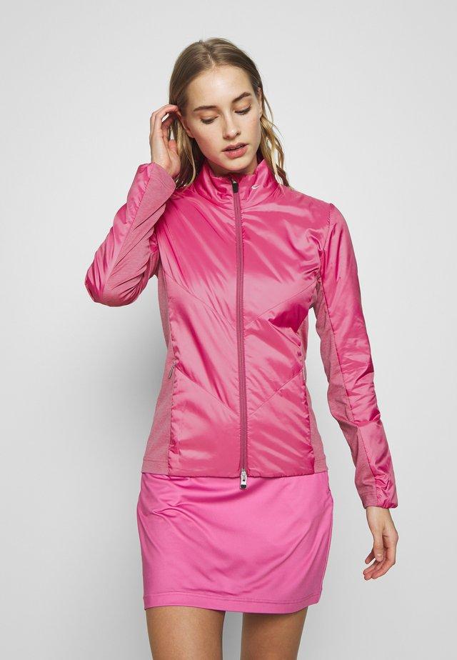 RADIATION - Sportovní bunda - pink divine