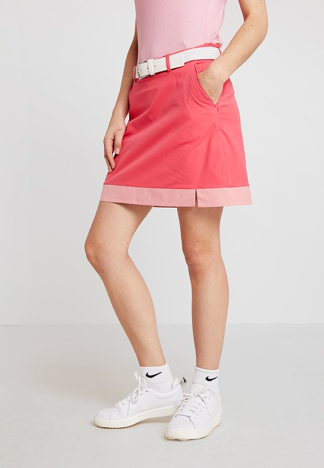 WOMEN ILA SKORT - Sports skirt - rouge red