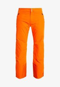 Kjus - MEN FORMULA PANTS - Pantalon de ski - orange - 5