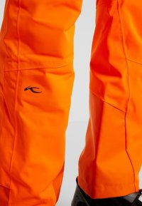 Kjus - MEN FORMULA PANTS - Pantalon de ski - orange - 3