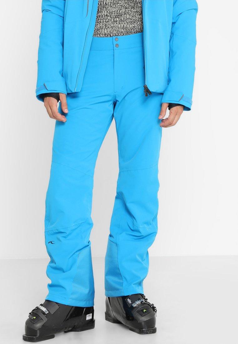 Kjus - MEN FORMULA PANTS - Pantalón de nieve - aquamarine blue