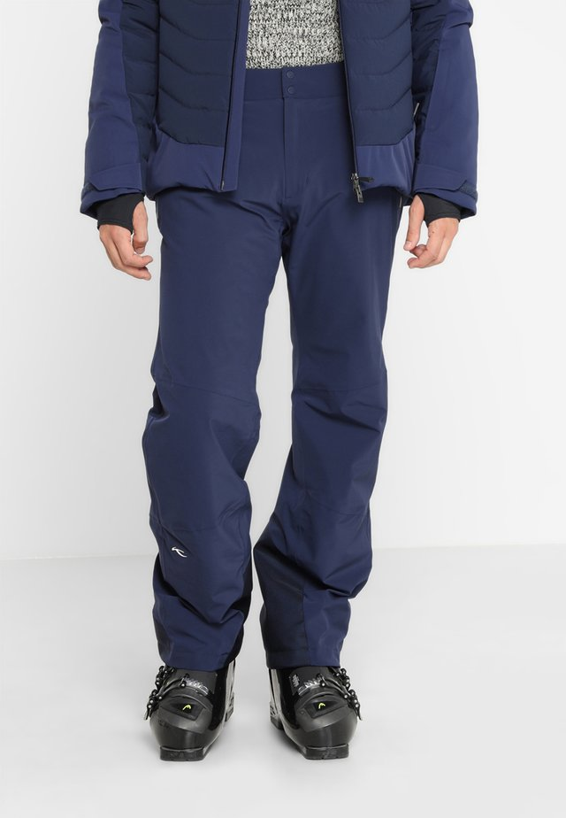 MEN FORMULA PANTS - Skibroek - atlanta blue