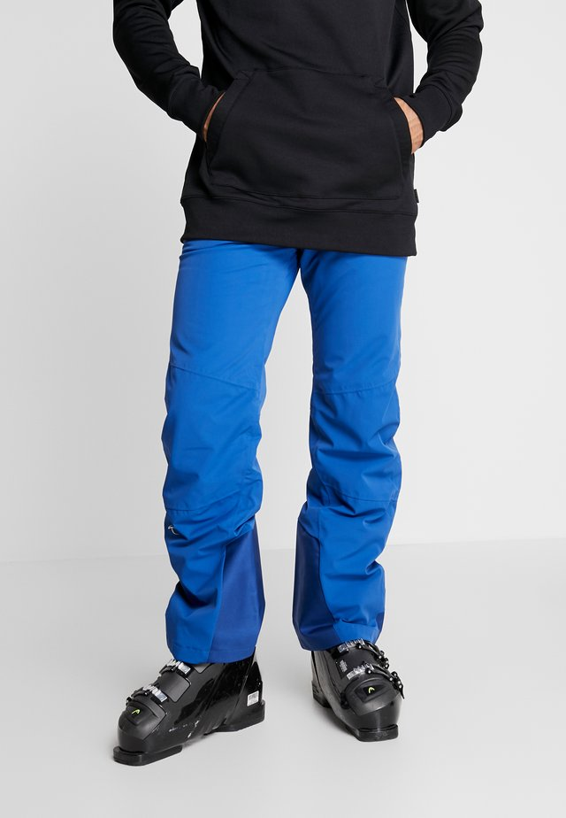 MEN FORMULA PANTS - Snow pants - southern blue