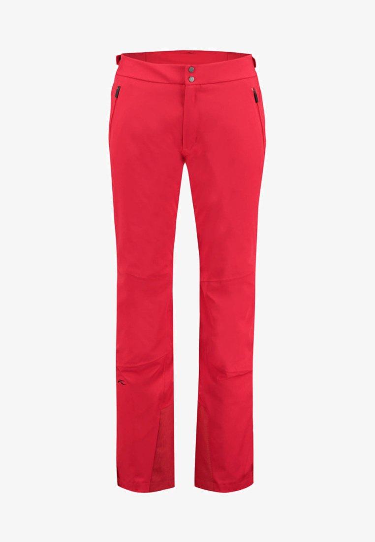 Kjus - SKY - Snow pants - red