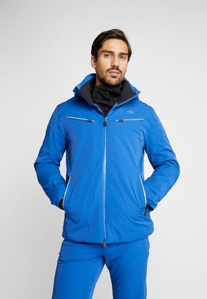 MEN FORMULA JACKET - Lyžařská bunda - southern blue