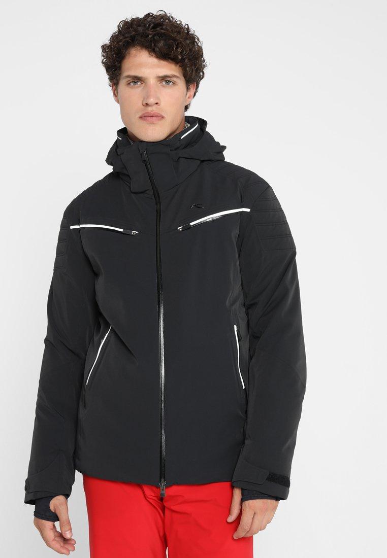 Kjus - MEN FORMULA JACKET - Chaqueta de esquí - black