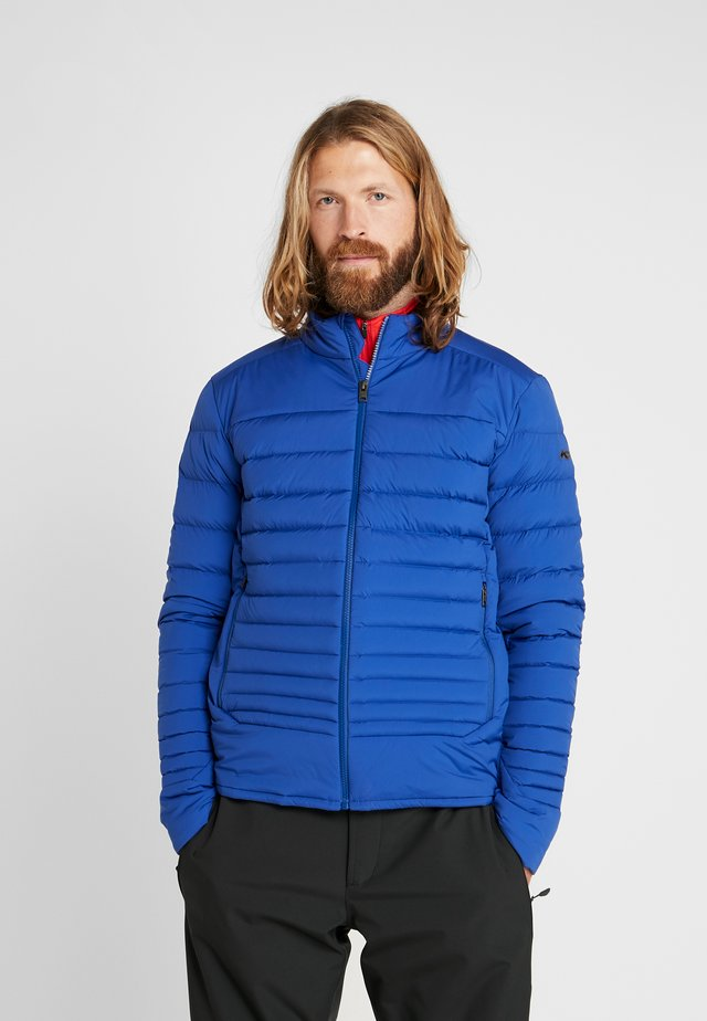 BLACKCOMB STRETCH JACKET - Down jacket - southern blue