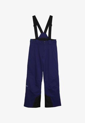 BOYS VECTOR PANTS - Zimní kalhoty - into the blue