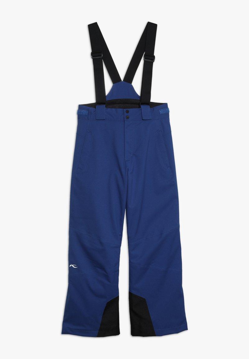 Kjus - BOYS VECTOR PANTS - Snow pants - southern blue