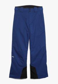 Kjus - BOYS VECTOR PANTS - Snow pants - southern blue - 2
