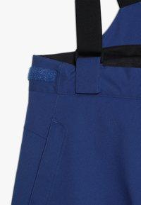 Kjus - BOYS VECTOR PANTS - Snow pants - southern blue - 5