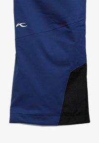 Kjus - BOYS VECTOR PANTS - Snow pants - southern blue - 3