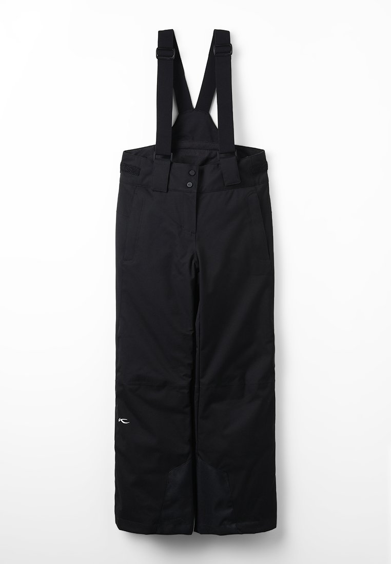 Kjus - GIRLS SILICA  - Pantalón de nieve - black