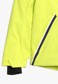 Kjus - BOYS FORMULA JACKET - Snowboardjacka - citric yellow - 5