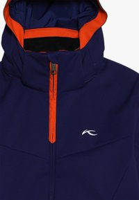 Kjus - BOYS FORMULA JACKET - Snowboardová bunda - into the blue - 3