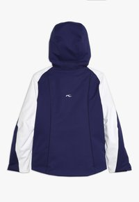 Kjus - GIRLS FORMULA JACKET - Snowboard jacket - into the blue/white - 1