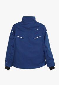 Kjus - BOYS FORMULA JACKET - Snowboard jacket - southern blue - 2