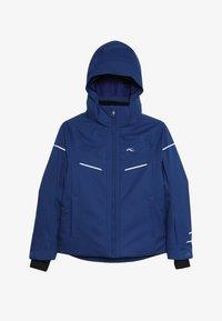 Kjus - BOYS FORMULA JACKET - Snowboard jacket - southern blue - 4