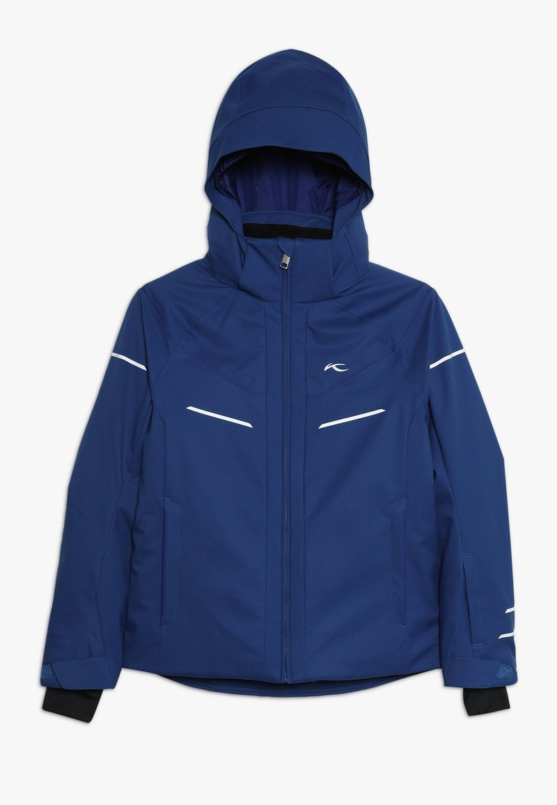 Kjus - BOYS FORMULA JACKET - Snowboard jacket - southern blue