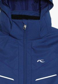 Kjus - BOYS FORMULA JACKET - Snowboard jacket - southern blue - 5